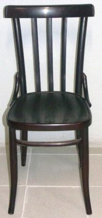 Mahogany chair, 1950's