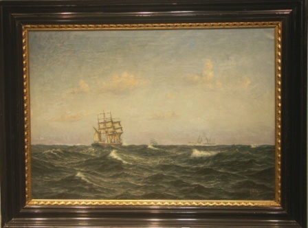 Nautical antiques collectables Paintings that are worth a lot of money