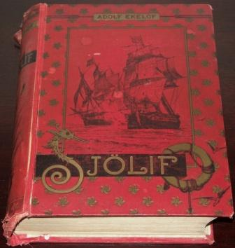 """Sjölif"", translation of ""The story of the sea"". Incl more than 200 illustrations and the Swedish nautical glossary."